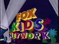 Fox Kids Network 1992