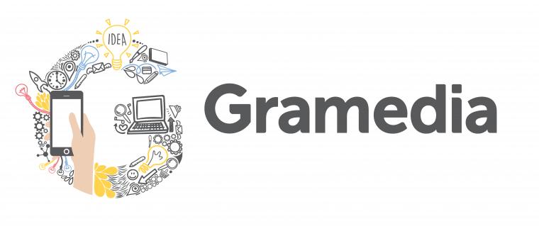 Hasil gambar untuk gramedia logo