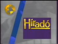Híradó - MTV 1993