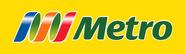 Metro logo 2004 con fondo (2009-2011)