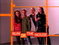 Run of the House Title
