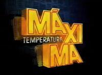 Temperatura Máxima 1999