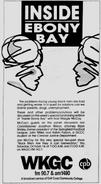 WKGC - 1988 - Inside Ebony Bay -October 13, 1989-