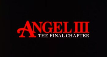 Angel III The Final Chapter movie logo