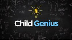 Child Genius Season 1 Logo