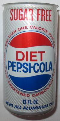 Diet Pepsi 1964