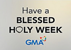 GMA Holy Week 2016