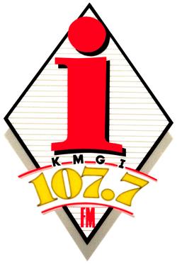KMGI Seattle 1989