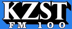 KZST Santa Rosa 1985