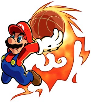 Mario Basketball 3on3 Art 01 a