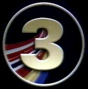 TV3 logo 1990