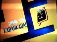 ThankYouKabarkada Studio 23 Test Card