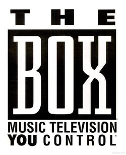 The Box US logo
