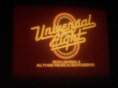Universal 8 (Airport 1970)