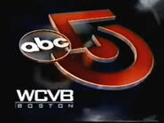 WCVB-TV's Channel 5 Video ID From Late 1999