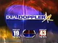 WOIO WUAB Dominion Dual Doppler XL 1