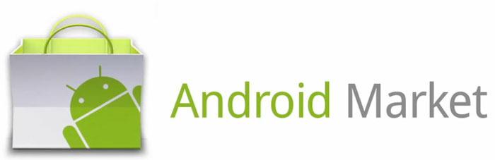 نتيجة بحث الصور عن android market