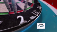 BBC Two NI Darts ident