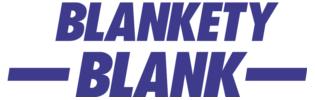 Blankety Blank logo 2