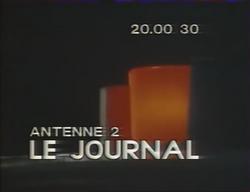 France 2 Le Journal 3