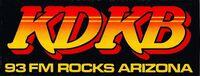 KDKB 93 FM