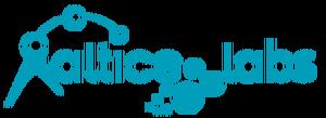 Logo ALB blue