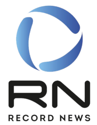 Logotipo da Record News (2016)