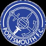 Portsmouth FC logo (1980-1989)