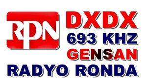 RPN Radyo Ronda DXDX 693 Gensan
