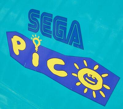Sega pico gp