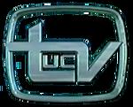 UC-TV (Logo 3D 1992-1999)