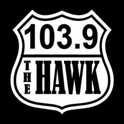WRKA 103.9 The Hawk