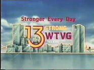 WTVG 1981 ID