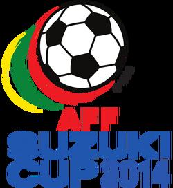 2014 AFF Suzuki Cup Logo