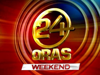 24 Oras Weekend 2010