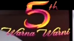 5 Tahun Warna Warni Elshinta TV
