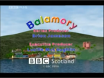 BALAMORY END CARD