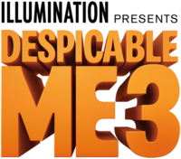 Illumination presents Despicable Me 3