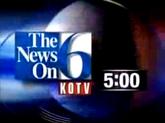 KOTV News on 6 open 2006 - 500PM