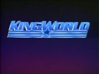 King World 1984-1989 closing logo