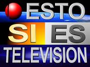 Logo de televen - esto si es television 1996-1997