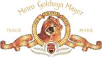 Metro-Goldwyn-Mayer logo transparent