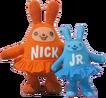 Nick Jr. Plush Bunnies