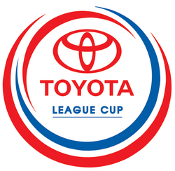 Toyota league cup 2010 logo