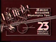 WAKR TV 23 MUSIC MAGAZINE PROMO