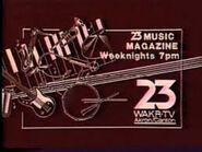 WAKR TV 23 MUSIC MAGAZINE PROMO