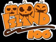 WILN - Island 106 - 2017 -Halloween Variant 2017-