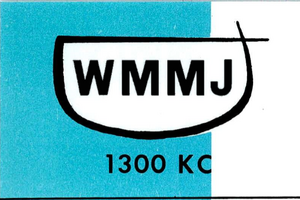 WMMJ - 1965 -March 25, 1965-