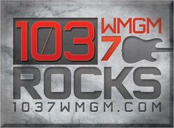 103.7 WMGM Rocks