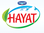 Hayat danone logo